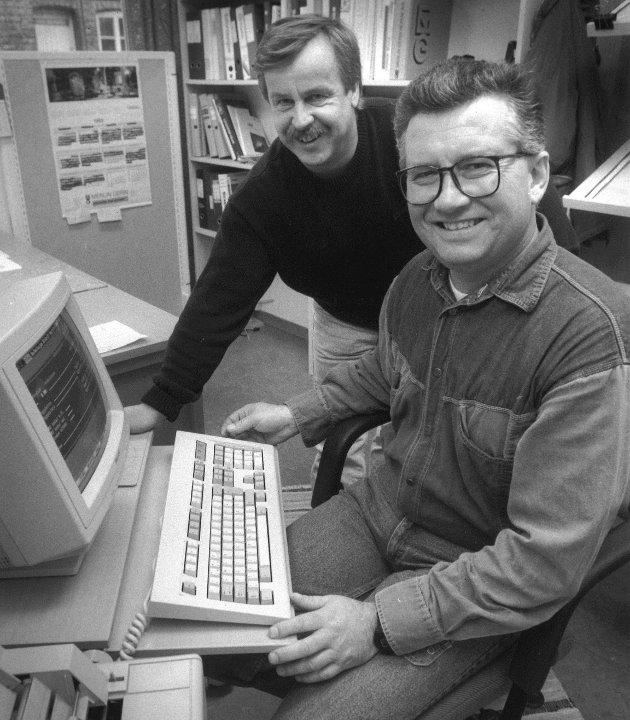 Elektroinstallasjon, 1992.