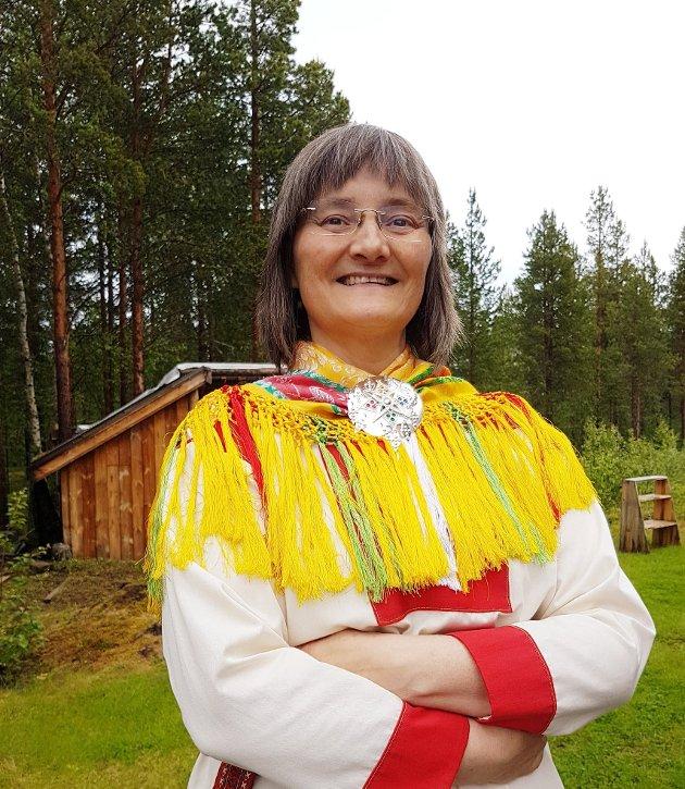 Toril B. Kåven, Sametingspresidentkandidat for Nordkalottfolket.