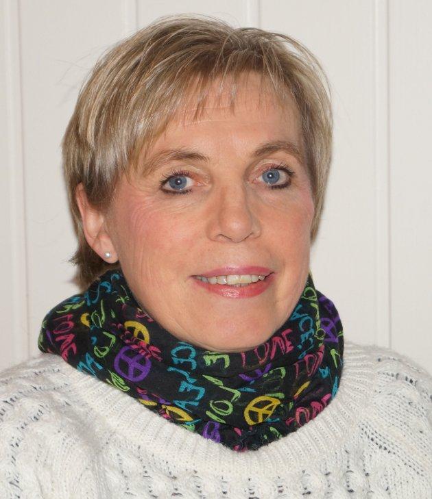 Anne Berit Reinsborg.