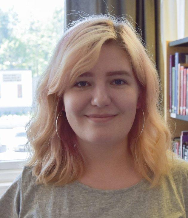 Sofie Bråthen (18), Mysen: – Se på læremålsplanen for faget og gå over mye relevant stoff.