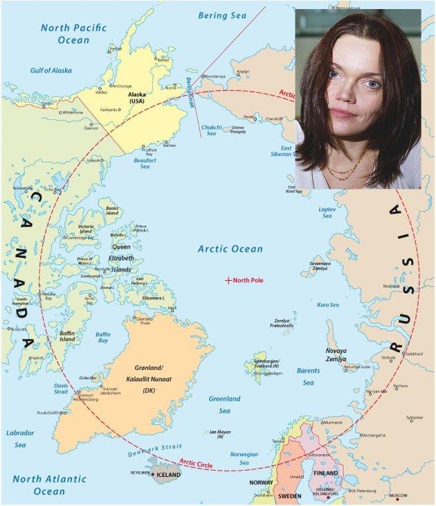 Arktis består av de åtte landene som har landområder over polarsirkelen. Norge, Sverige, Finland, Russland, Island, Danmark (Grønland), USA (Alaska) og Canada. Men selv om de arktiske statene deler mange av de samme utfordringene, er de også svært forskjellige.