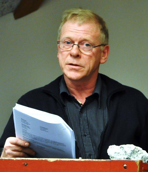Ivar Valdvik, Vågå