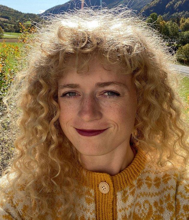 Margit Fausko, 1. vara til MDGs sentralstyre og stortingskandidat for Buskerud MDG i 2021
