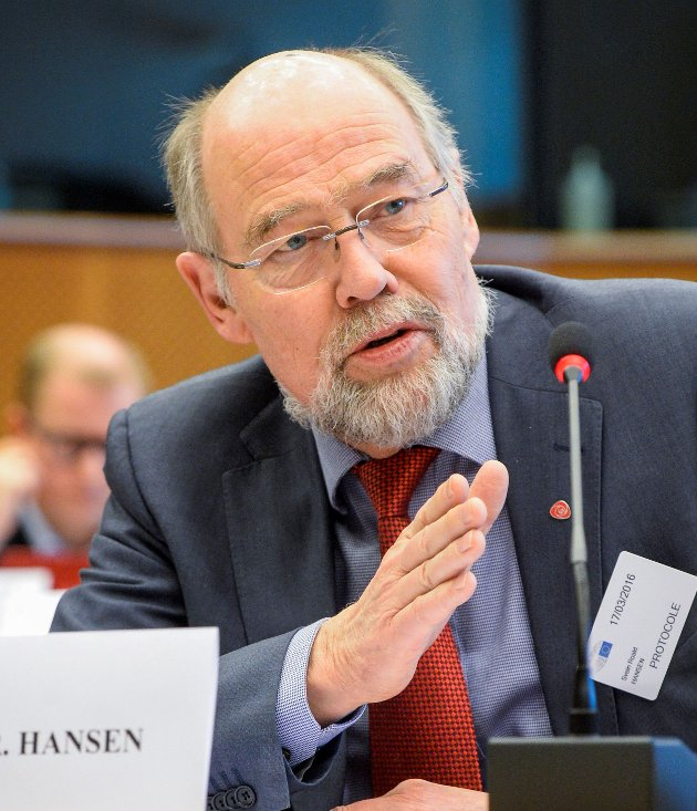 Stortingsrepresentant Svein Roald Hansen (Ap).