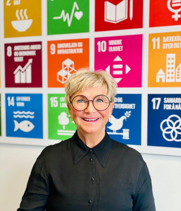 Siw Bang Larsen, innovasjonsrådgiver, Innovasjon Norge Arktis