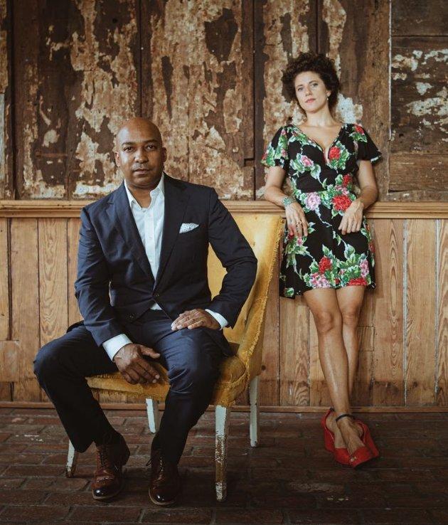 Adonis Rose og Cyrille Aimée er en perfekt match.