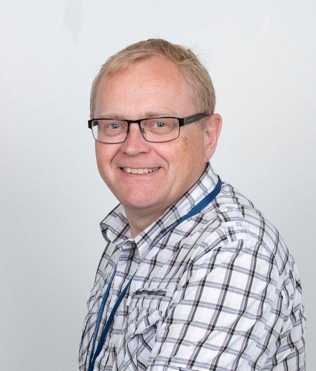 Listekandidat Dag Inge Aarhus (H), som også var leder av hovedutvalg teknisk i Karmøy 2011-2015.