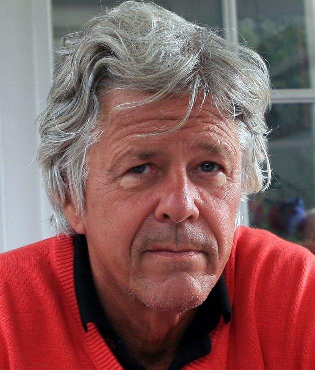 Christian Bugge Hjorth, generalsekretær i Norges Forsvarsforening