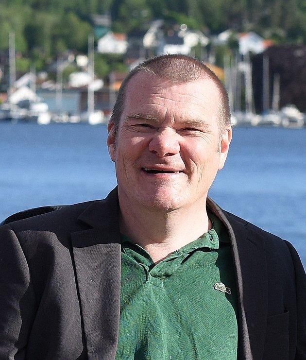 Kristian E. Sommerstad.