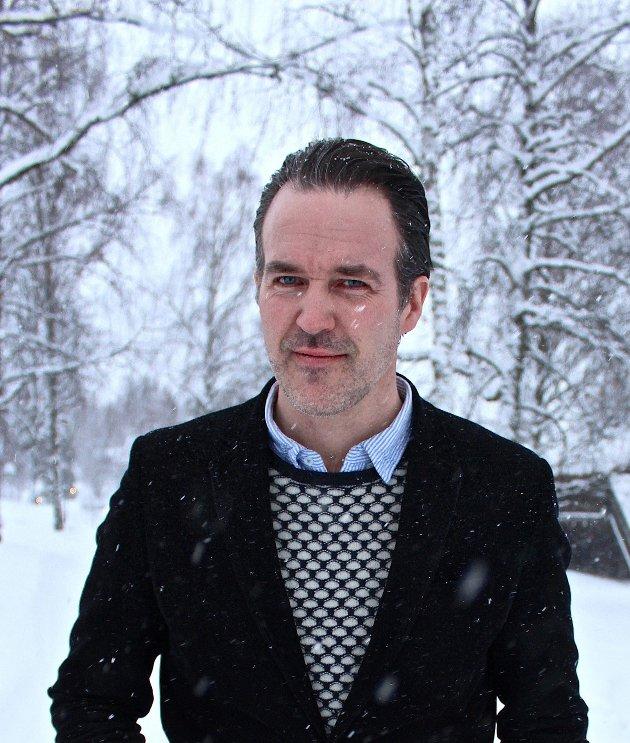 Museumsdirektør Ole Aastad Bråten