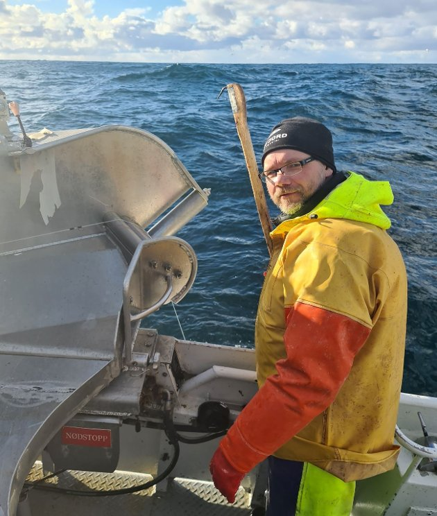 Kystfiskarlaget ber om at de minste båtene får eksklusiv rett til de kystnære fiskefeltene, skriver leder Tom Vegar Kiil. Bildet er fra linefiske på Breivikfjorden.