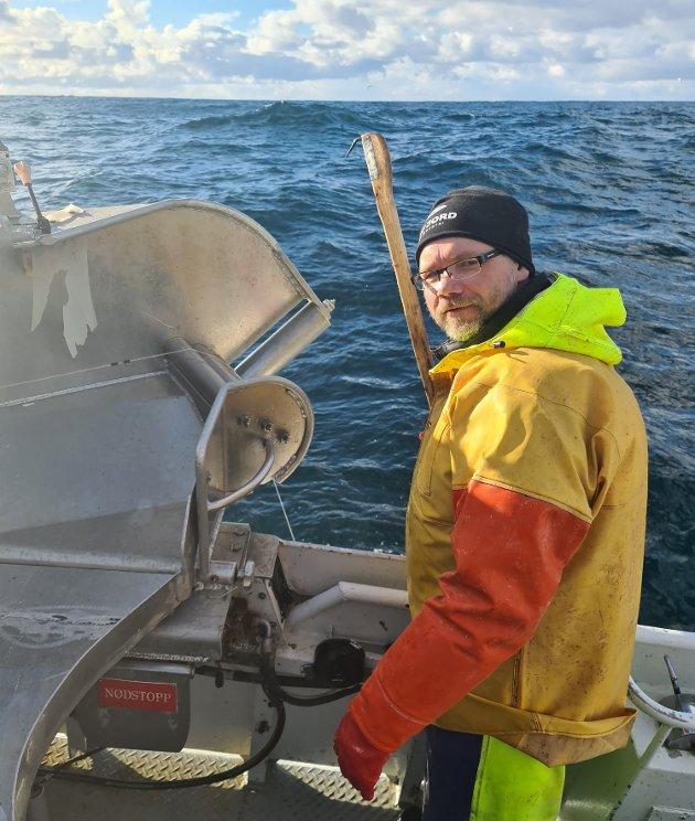 Vi skal snu sentraliseringa av fiskerettighetene! skriver Tom Vegar Kiil.