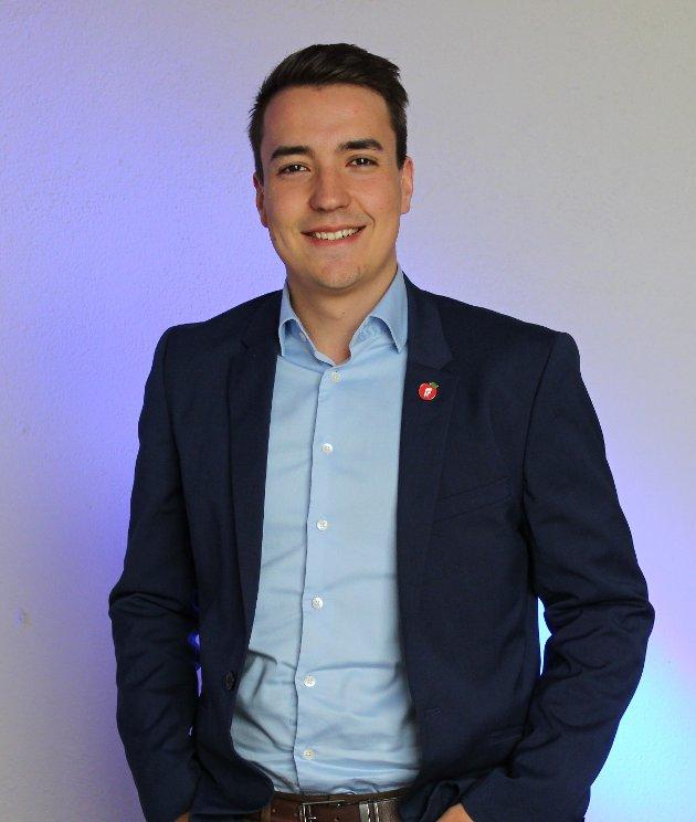 Ungdom vil og kan jobbe. Men da trenger vi politikere som tør å satse på unge, skriver Mats Henriksen (Frp).
