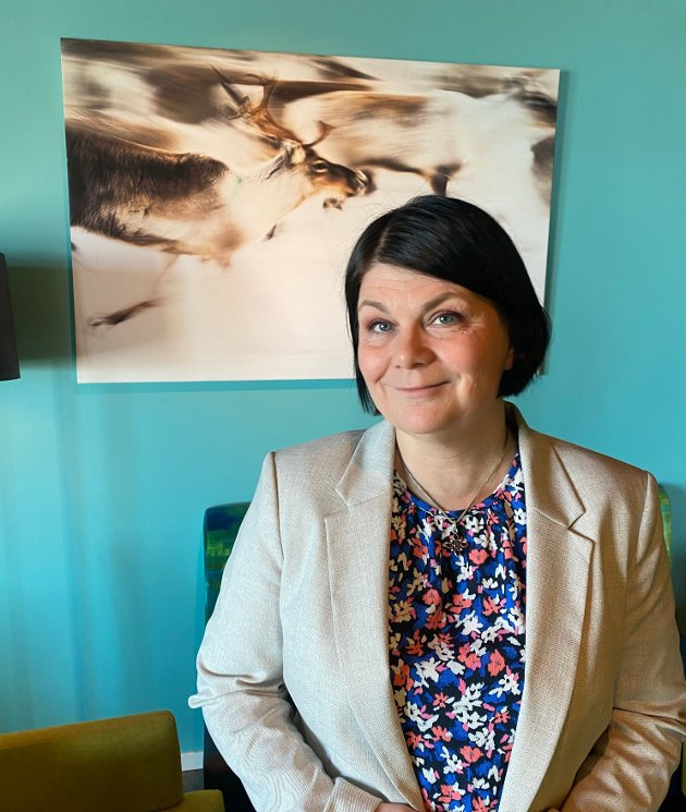 Venstre er tydelig til stede i Nord-Norge, skriver Trine Noodt, 1. kandidat for Venstre i Finnmark