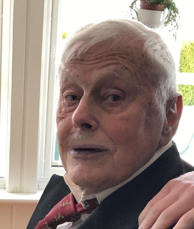 Johan Chr. Wirsching døde, 88 år gammel.