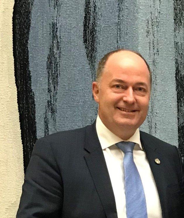Morten Stordalen, Stortingsrepresentant (FrP)