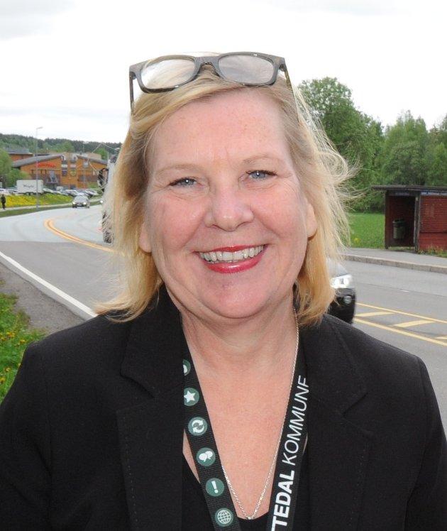 Ordfører Hilde Thorkildsen (Ap).
