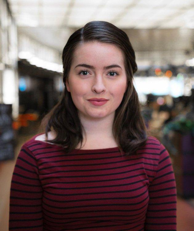 Ronja Breisnes er sentralstyremedlem i AUF.