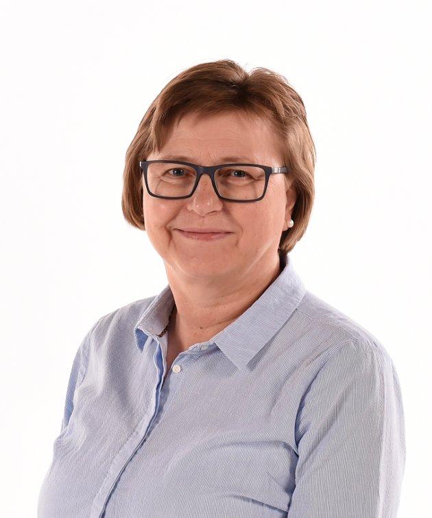 Bjørg Riska Josefsen er SUS-sykepleier, bystyrerepresentant i Sandnes og sjettekandidat for Sandnes KrF.