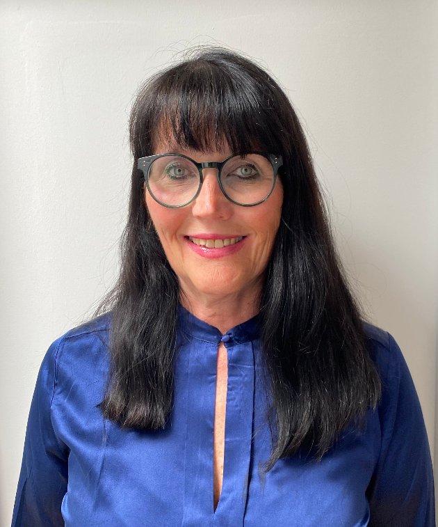 Marianne Klever Næss, Fredrikstad, 4.kandidat Høyre Østfold ved Stortingsvalget 2021