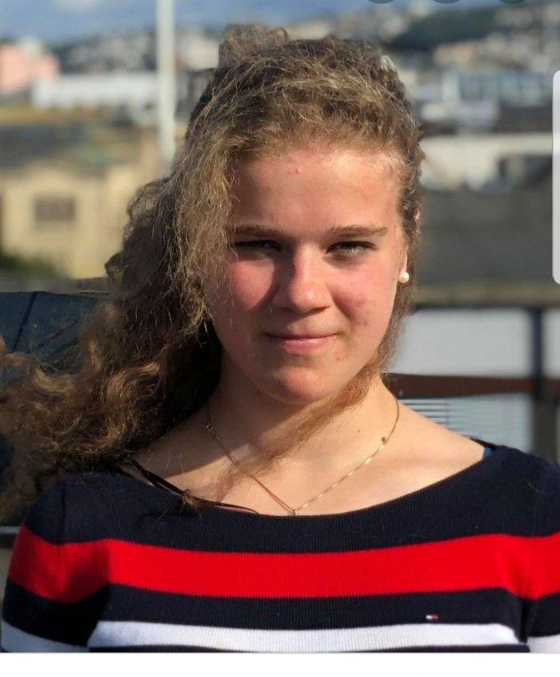 Stine Bentzen er 2. nestleder i Oslo Unge Høyre, og var med på mattesatsingen da hun gikk i 8. klasse