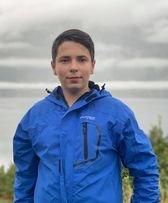 Isak Al Bayati, 15 år, medlem i Hordaland Unge Høgre og Ullensvang Høgre