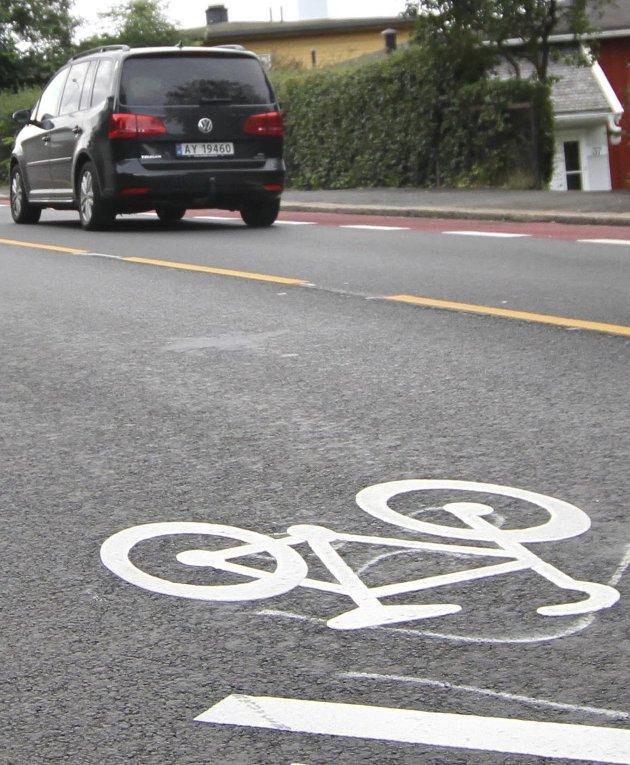 Nye tider: Fremtiden krever nye trafikkløsninger.