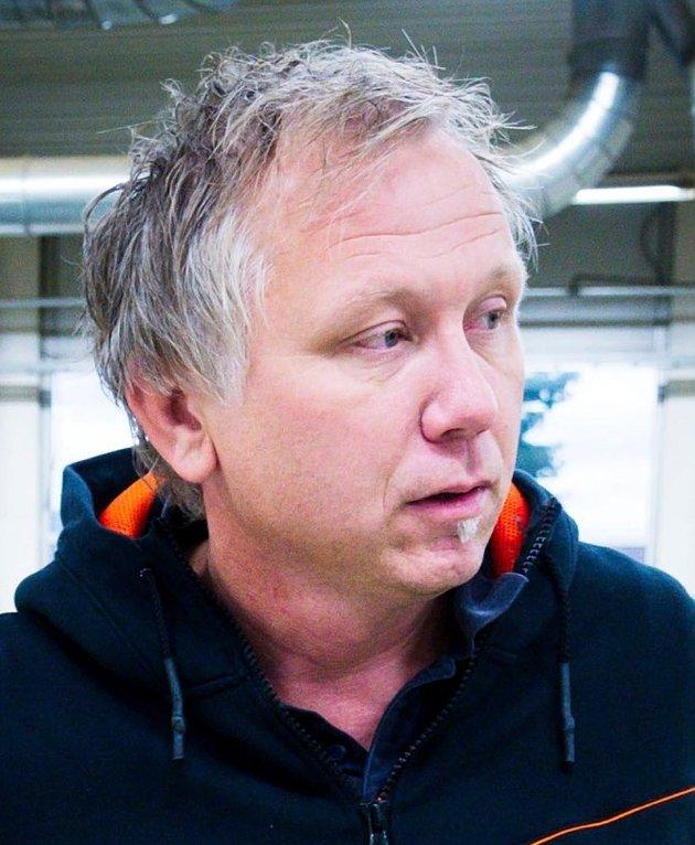 Ståle Guneriussen, Produksjonssjef/ Production Manager hos H-vinduet Fjerdingstad AS