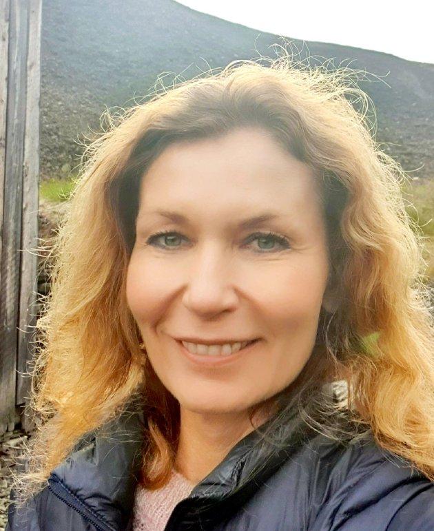 2.kandidat på Senterpartiets stortingsvalgsliste Kjerstin Wøyen Funderud