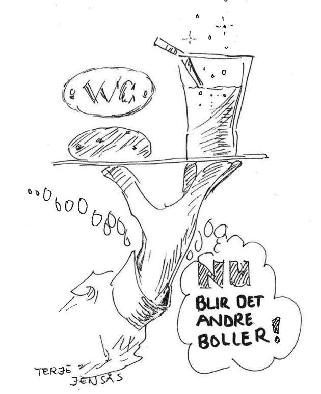 Illustrasjon: Terje Jensås