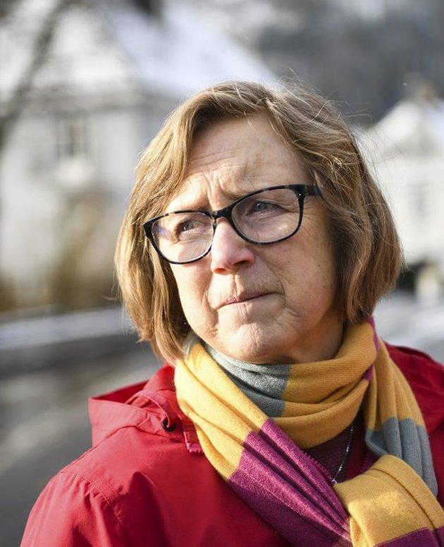 SVARER: – Det er flere ting Tystad bommer på i sin spalte, mener Mona Høgli. FOTO: RUNE JOHANSEN
