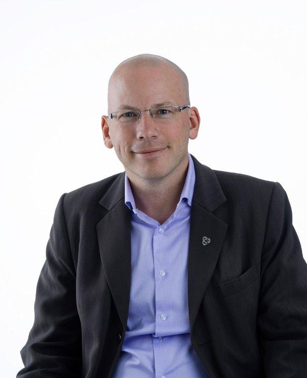 Tommy Skar, generalsekretær LHL Hjerneslag
