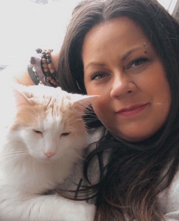 – Når skal folk forstå hvor viktig det er med kastrering og chip på katter, når selv ikke de som styrer landet vårt klarer å se det? spør Charlotte Graff. FOTO: DYREBESKYTTELSEN NORGE BERGEN OG HORDALAND