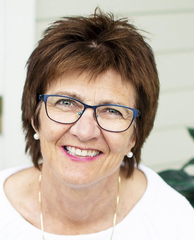 Høyre: Ordfører Marianne Landaas (62), Sagesund