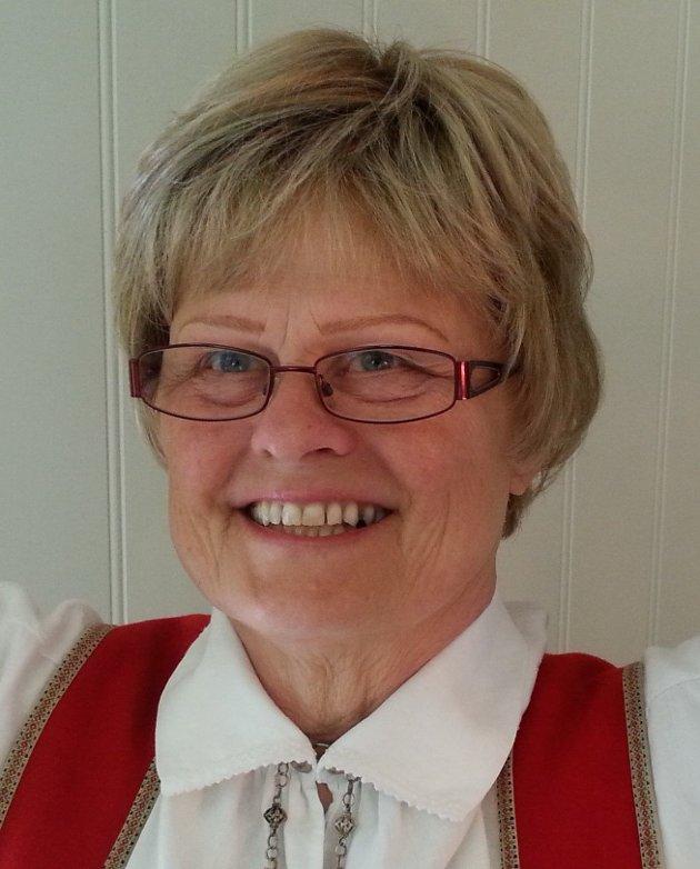 Reidun Ramse Sørensen, kandidat nr. 36, Innlandet Arbeiderparti, Gran