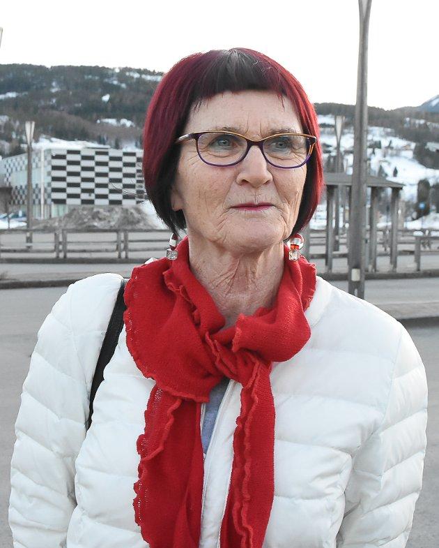 Marit Holm