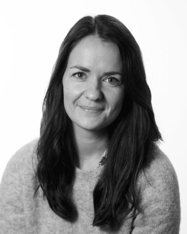 Tone Lütcherath, journalist