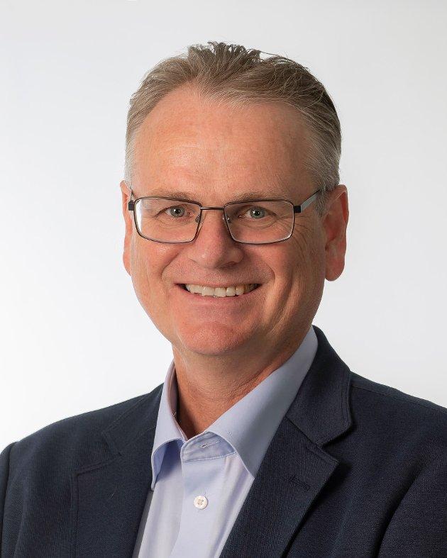 Frank Madsøy er direktør hos Fylkesmannen i Møre og Romsdal.