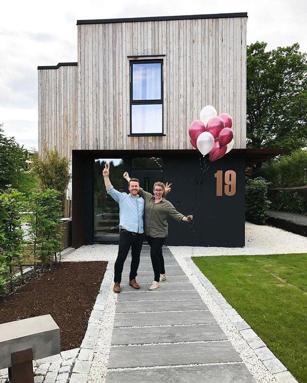 Norges vakreste hjem 2017