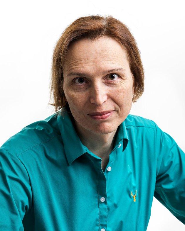 Karina Ødegård, stortingskandidat i Oppland for MDG