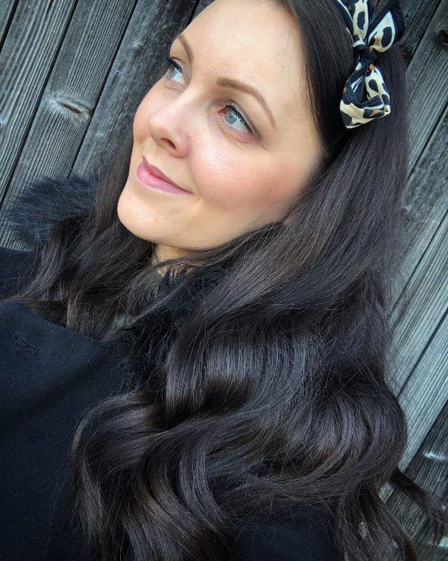 Blogger og artist Amalie Olsen