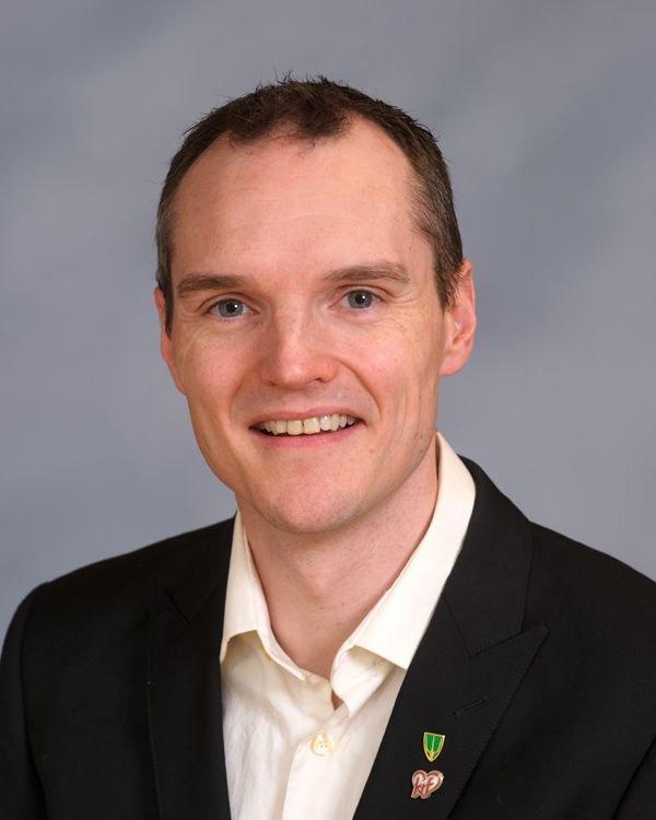 Simon Friis Larsen, Gruppeleder, Rælingen KrF