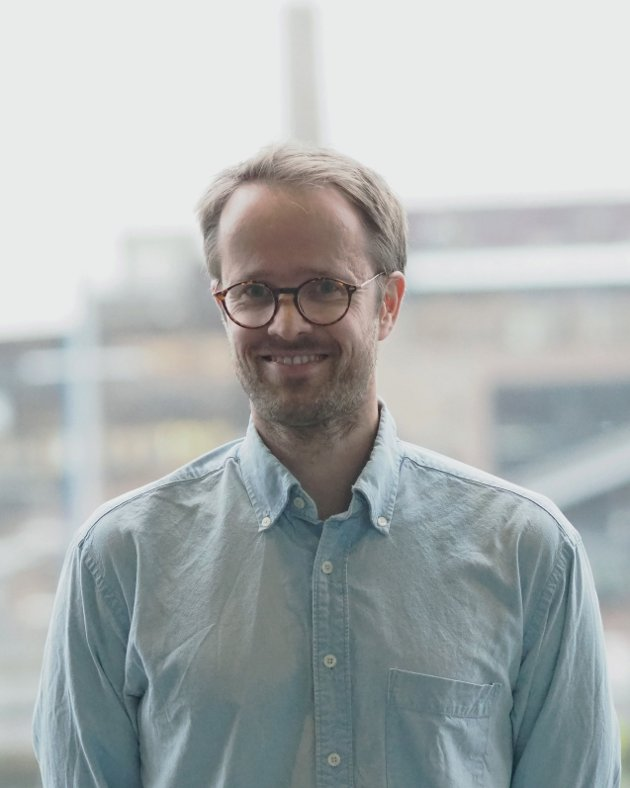 Kommunestyrerepresentant Håvard Tonning Austvoll.