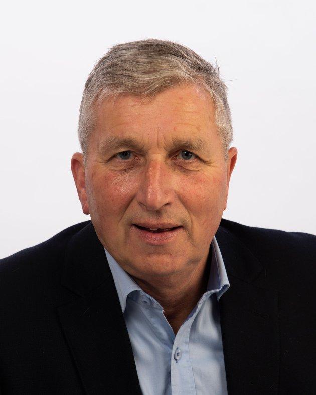 Hilmar Kleppe, styreleder i Stranda Prolog