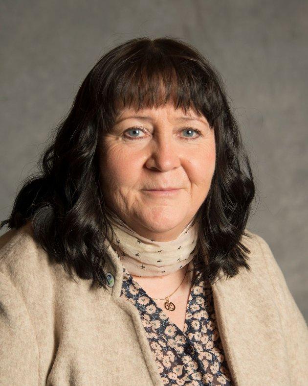 Gunn Marit Lindmoen er landsstyremedlem i Pensjonistpartiet.