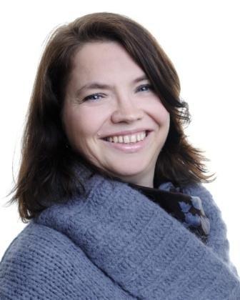 Elin J. Langdahl, leder i Handikappede barns foreldreforening i Nittedal