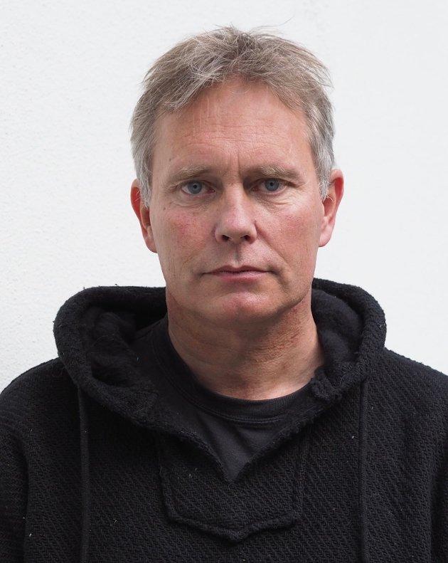 Arild Knutsen, leder i Foreningen for human narkotikapolitikk.