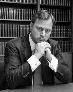 Advokat Mauritz Aarskog