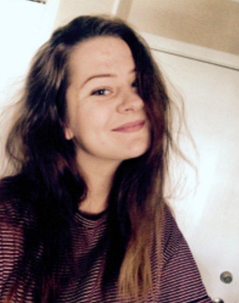 ET ÅR I USA: Lenitha Schwartz (18) fra Skedsmo forteller i bloggen om noen nedturer og mange oppturer i løpet av sitt år som utvekklsingsstudent i USA.