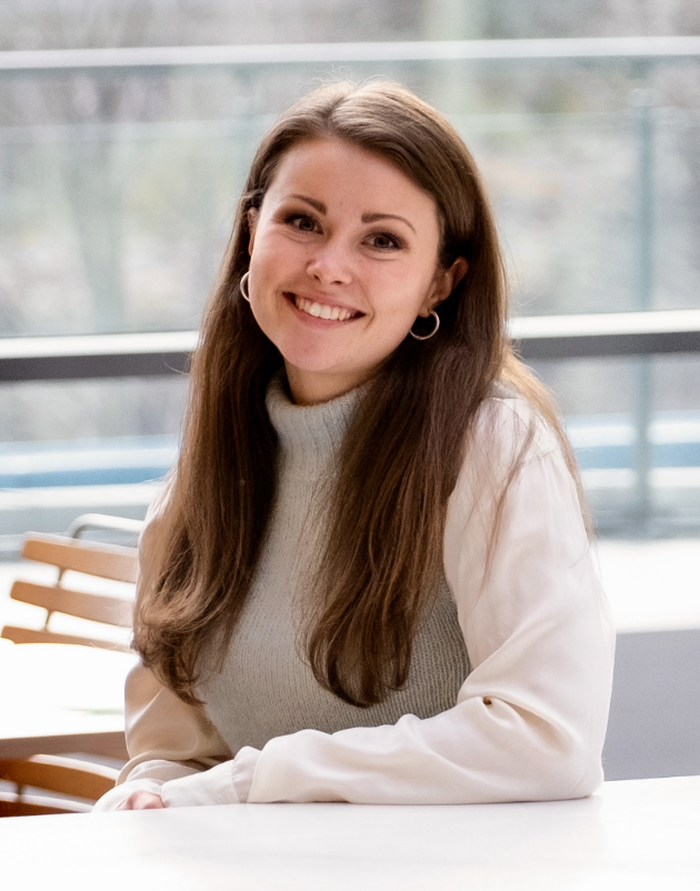 Portrett Lene Vadseth Larsgård